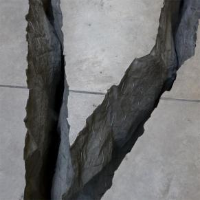 Doris Salcedo; Shibboleth; Tate Modern; 2008