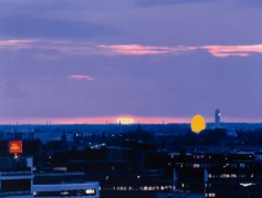 Eliasson, Double Sunset Utrecht 1999
