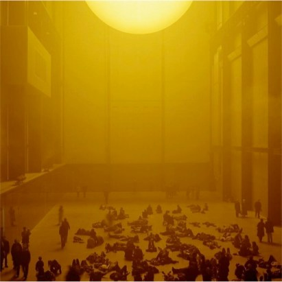 Olafur Eliasson, The Weather Project. 2003 6