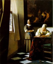 Vermeer, Collection Dublin