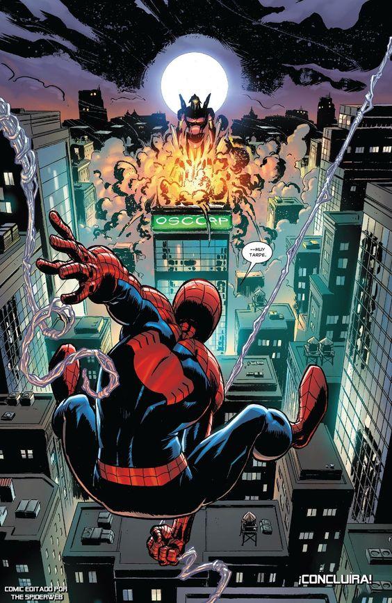 Te dejamos varias opciones en español y en inglés. 10 Cómics de Spiderman (Que Debes LEER) - historietas.net