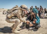 Ayuda Médica - Afganistán