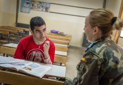 Programa Cervantes - Enseñando español en Líbano