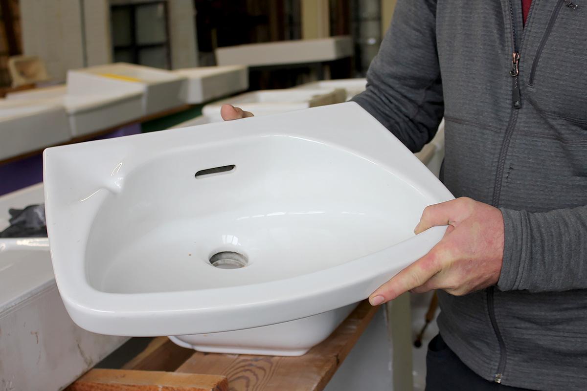 keramik waschbecken entsorgen | kompostgefäss mit kohlefilter