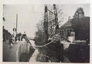Lezing Spike de Wind,'Nieuwe kijk op de Duitse inval in Groningen 10 mei 1940′