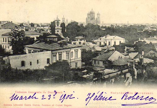 La Belle Epoque Bucharest