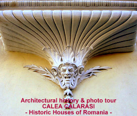 Architectural walking tour Sunday 9 June in Calea Calarasi historic area (1/3)