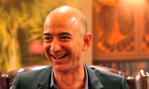 Jeff Bezos biography