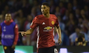 Marcus Rashford biography
