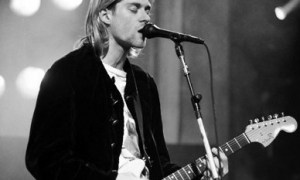 Kurt Cobain Biography