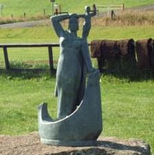 Gudrid and Snorri