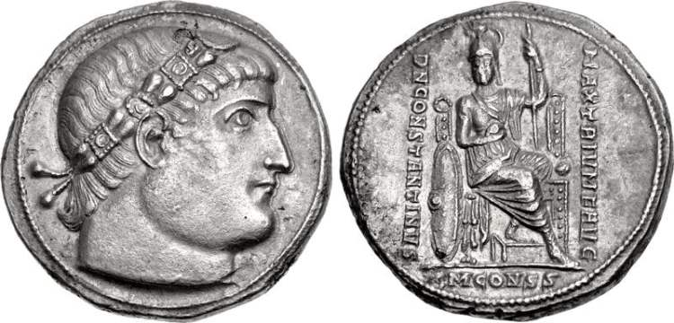Image of Constantine I