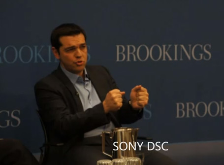 tsipras Τσίπρας: Υπάρχουν Μακεδόνες στην Ελλάδα; (Ηχητικό Ντοκουμέντο)