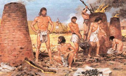 Картинки по запросу производство меди в древности