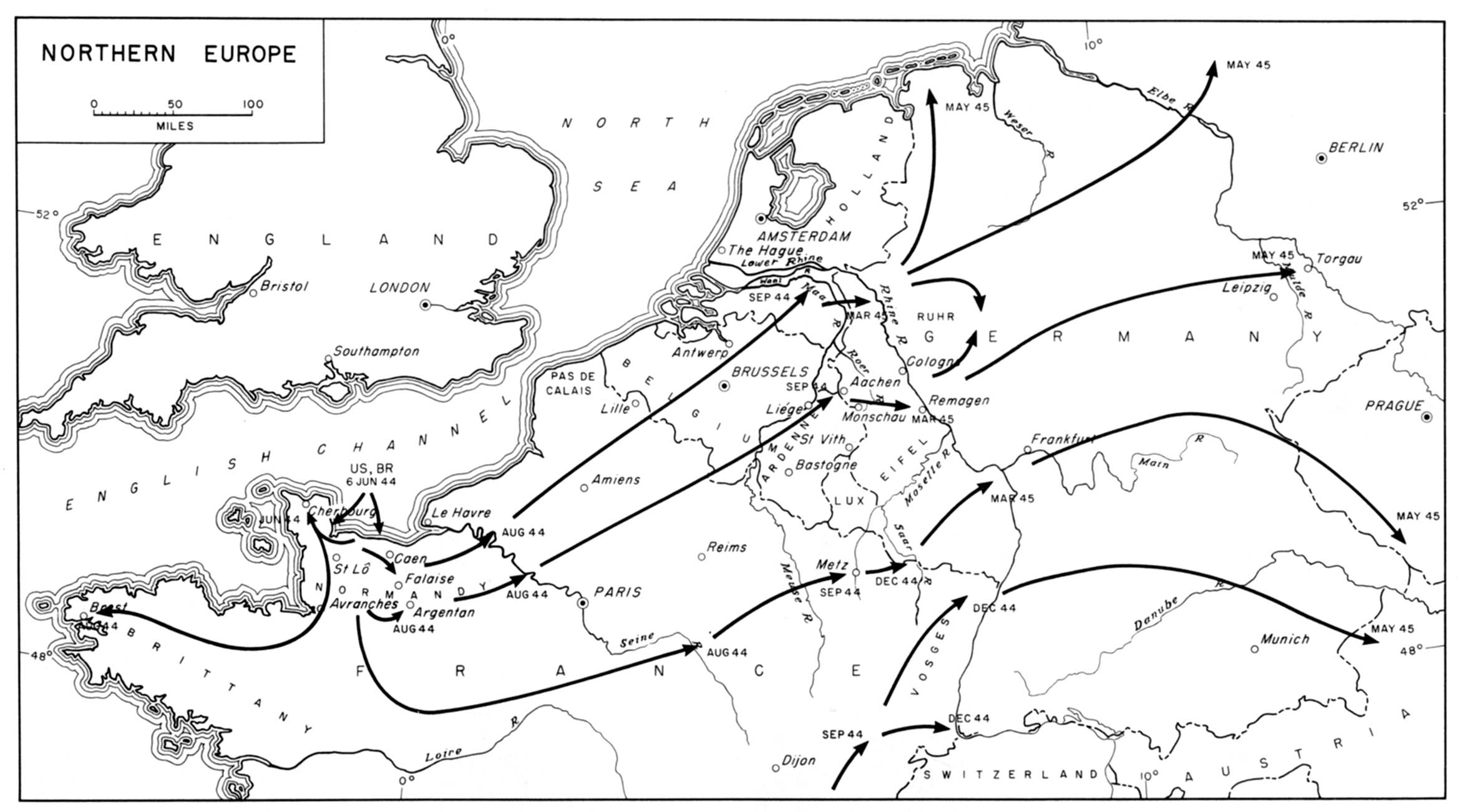 Chapter 22 World War Ii The War Against Germany And Italy