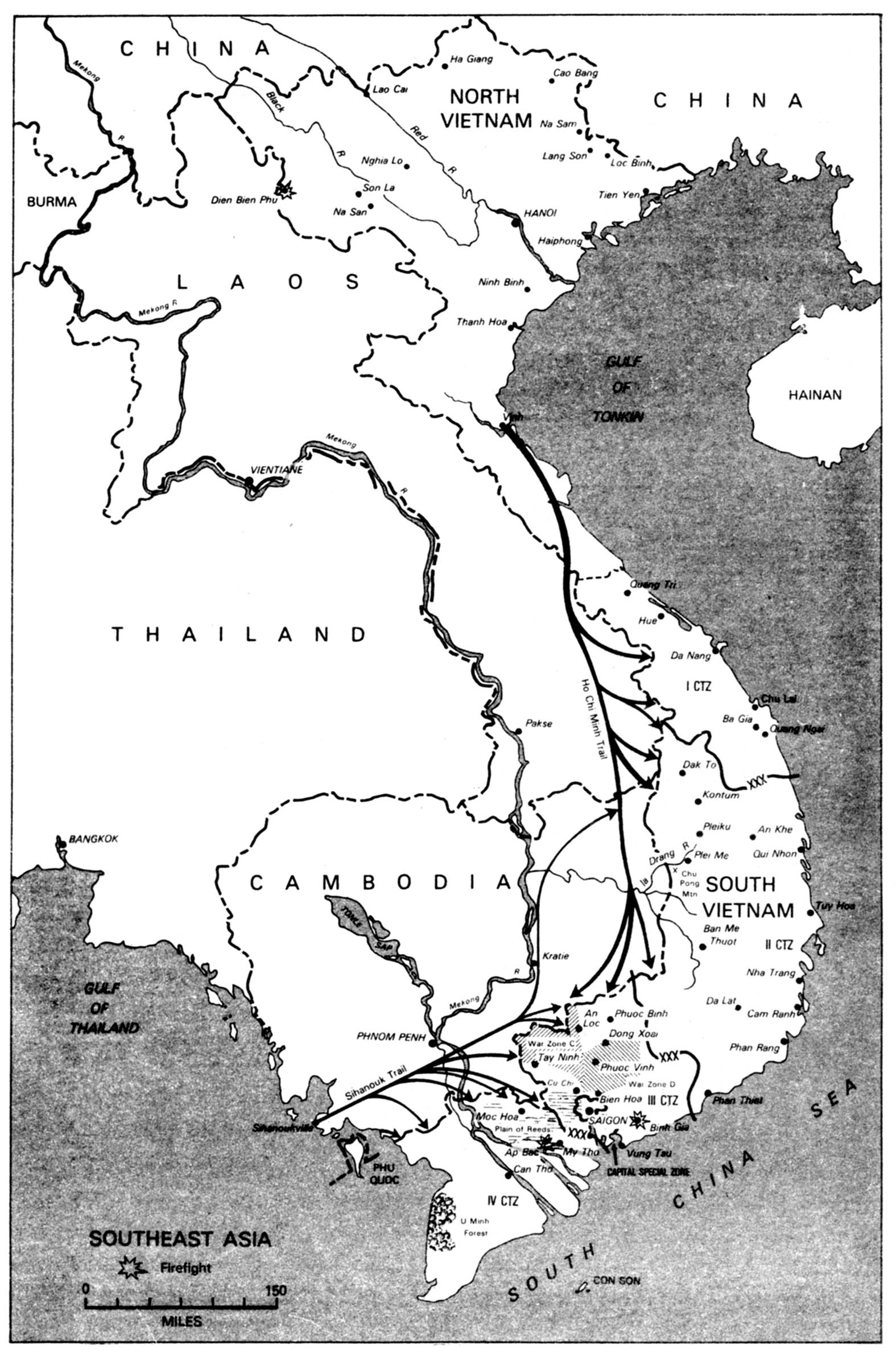 Chapter 28 The U S Army In Vietnam