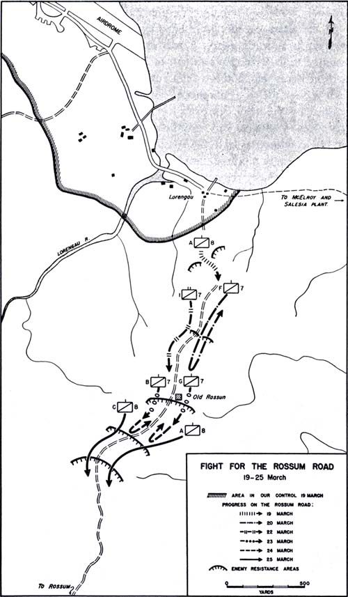 THE ADMIRALTIES Operations of the 1st Cavalry Division 29