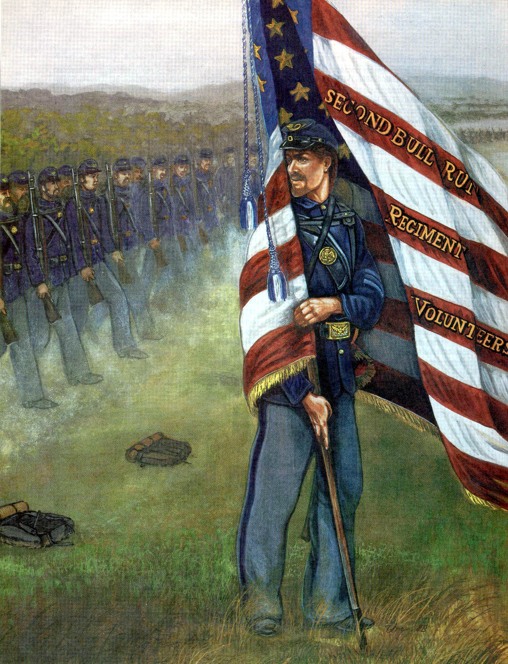 Civil War Art From Cmh Prints And Posters Sets