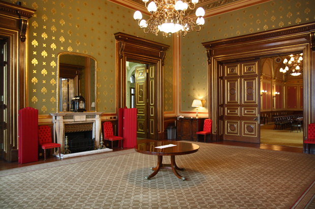 The Locarno Suite Drawing room for the Nation  History of government