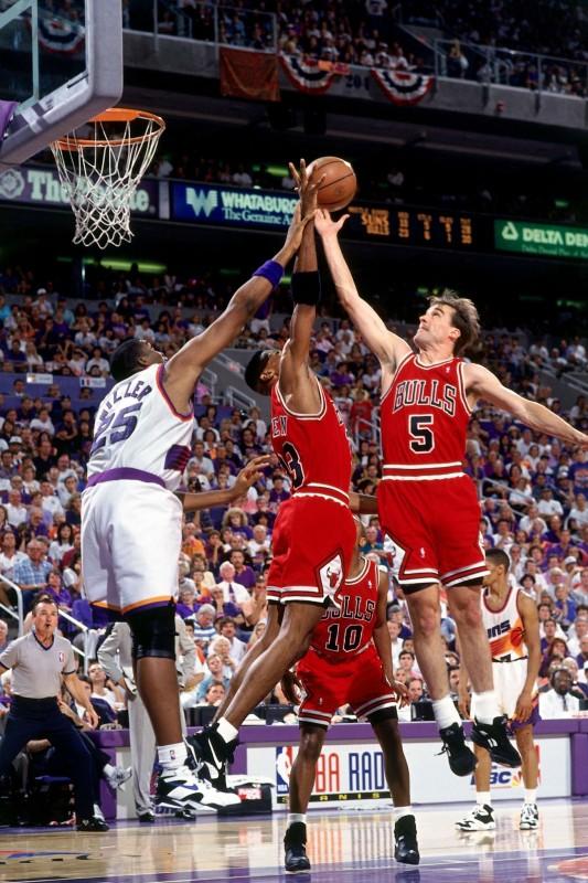John Paxson  Chicago Bulls History