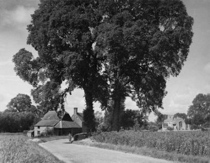The Mill from Lyford Road 1939