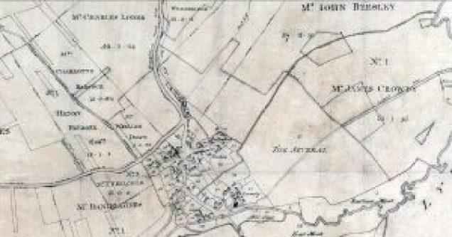 ENCLOSURE CHARNEY BASSETT VILLAGE 1804