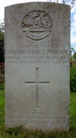 William George Franklin