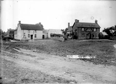 Village Green and Inns [Packer Collection 1910-]1940