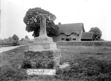 Village Cross [Packer Collection 1920-1940]