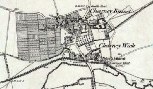 Village Map 1883