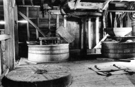 Inside the mill