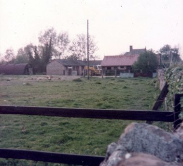 New Road Farm now Barnfield