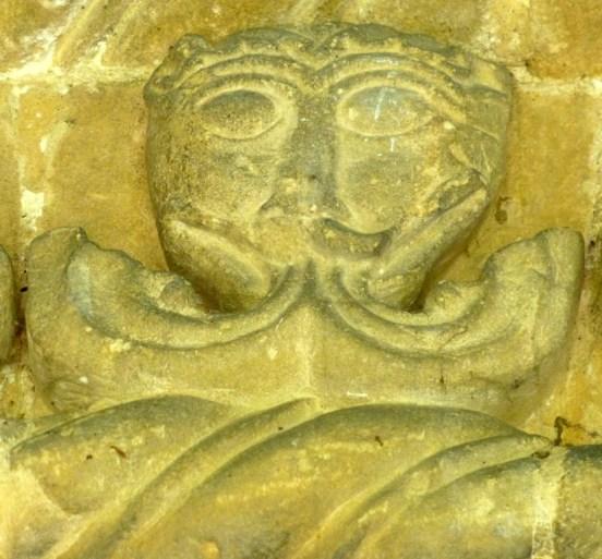 St Peter's Church Doorway Detail
