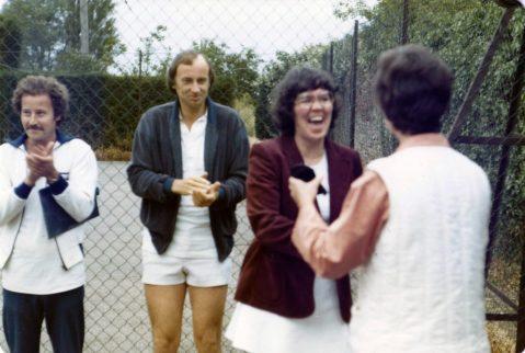 Tennis Finals 1980s