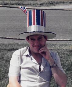 Joe Ody 1985 feast (Geoff Rumble)
