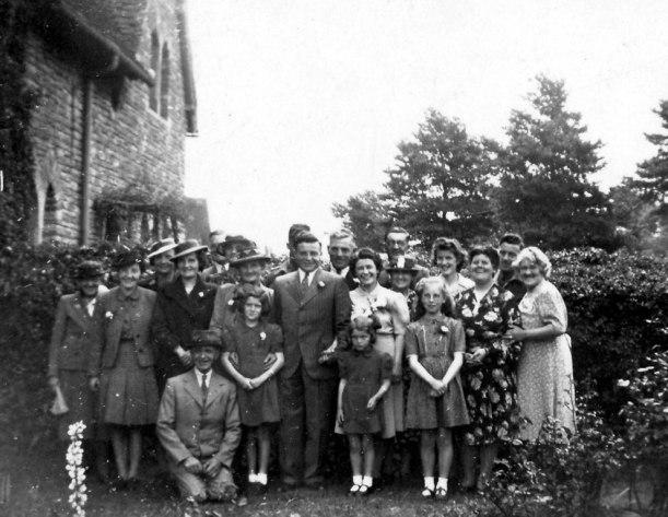 May and Harold's Wedding