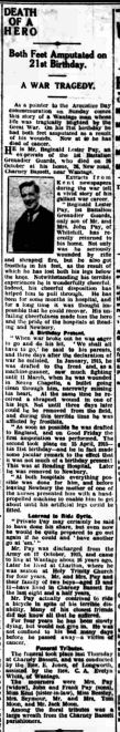 North Wilts Herald - Friday 09 November 1934