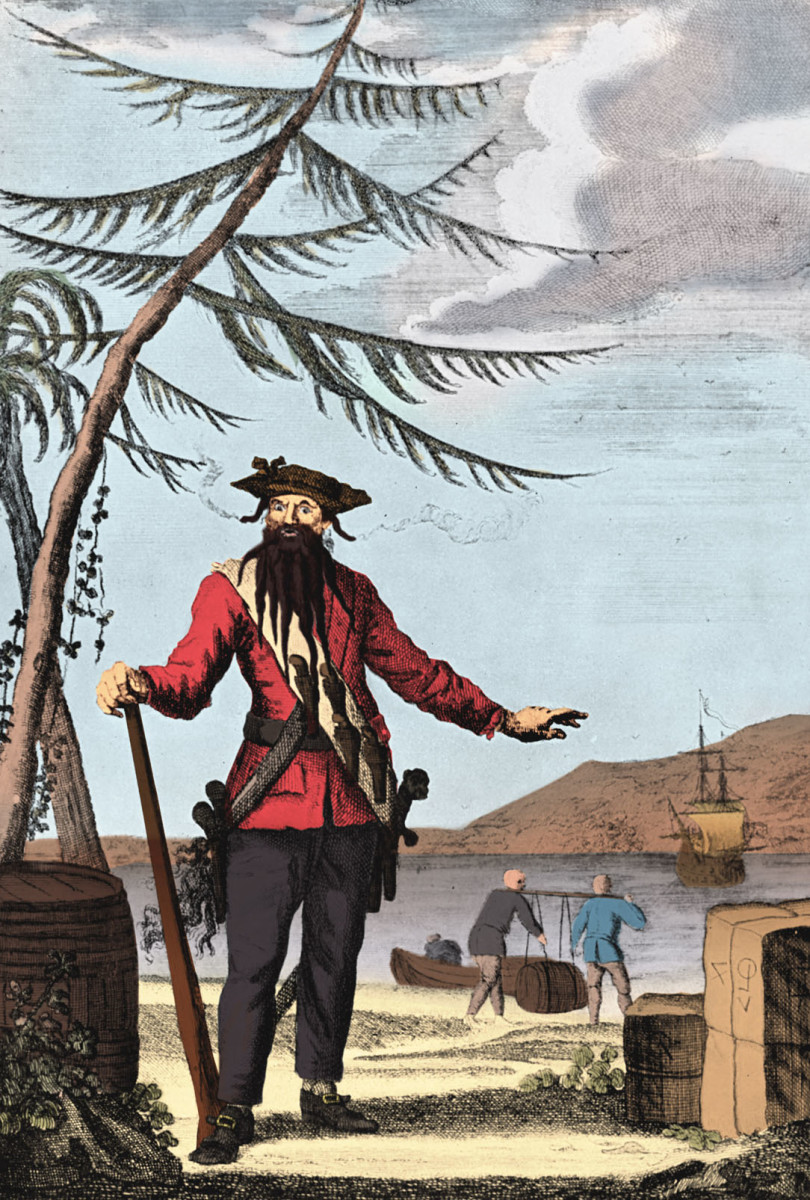 Pirate Haven : pirate, haven, Famous, Pirate, Strongholds, HISTORY