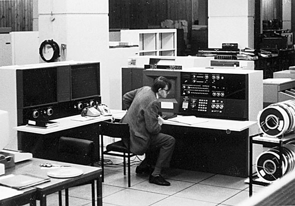 40 Years Of Computing At Newcastle Photographs