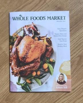 Whole Foods Market mailer