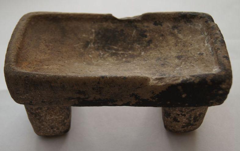 Каменный столик-жертвенник