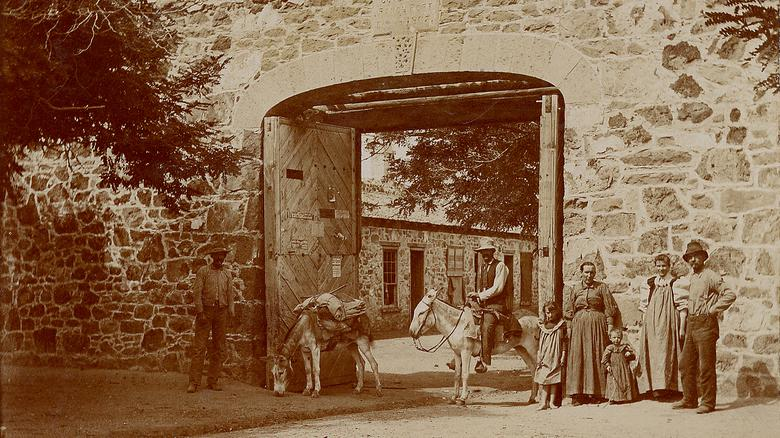 Cove Fort 18471890 Time Line