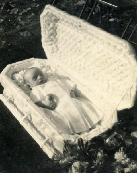 Buried Baby Sharon Tate