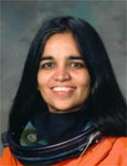 Kalpana Chawla (NASA Photo JSC2002E25323)