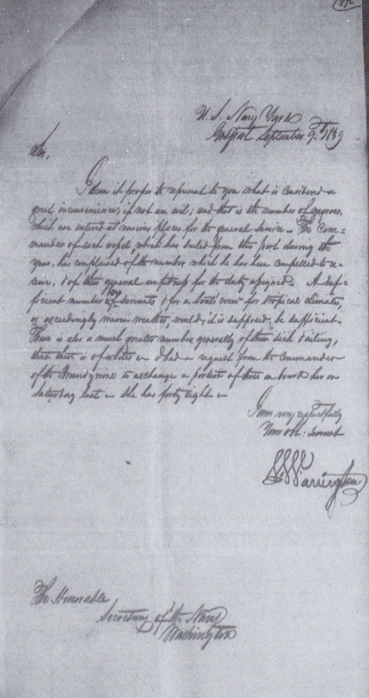 Cbp Marine Interdiction Agent Cover Letter The Recruitment Of African Americans In The Us Navy 1839
