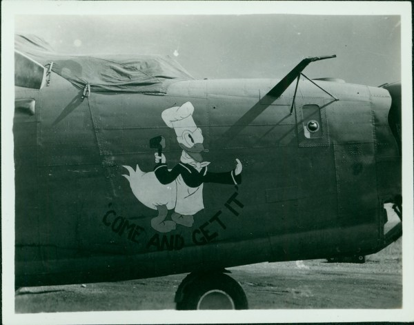 Nose Art History Nebraska
