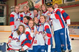 Calgary Surge Junior AA - Provincial Champions