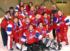 Calgary WOW Tween AA - Bronze at Provincials