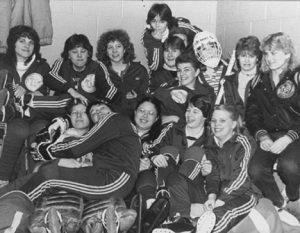 Triwood Belles 1982-83