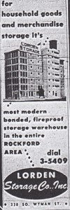 Lorden Storage Co.